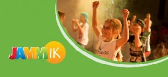 Весенний городской лагерь для детей JAMMik Spring Camp