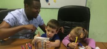 Мир английского языка для дошкольников с носителем