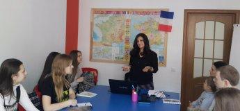 Загальний курс французької мови в школі ОЛА