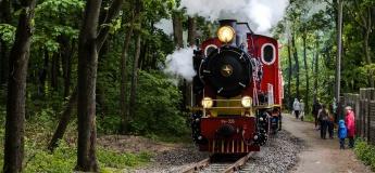 65-ий сезон роботи Київської дитячої залізниці
