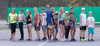 """Дитячий табір """"Англійська+теніс"""""""