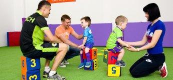 Footbik.Baby - бесплатное занятие  в  Футбик на Героев Труда