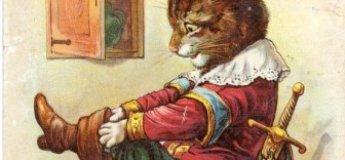 "Повчальна казка ""Кіт у чоботях"""