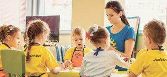 Безкоштовні демо-заняття для дітей від 1 до 8 років