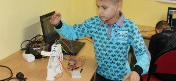 Курсы для детей по робототехнике и программированию