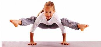 Йога для школьников