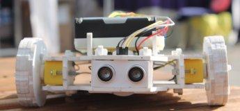 Мастер-класс по робототехнике и программированию