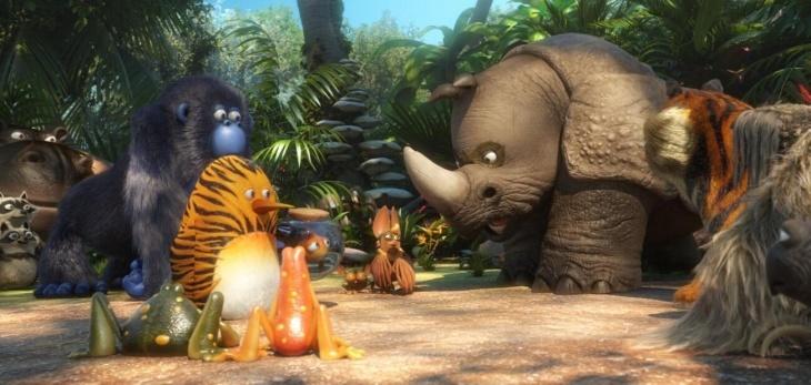 """Сеанс """"КиноМама"""" в Планете Кино. Стражи джунглей"""