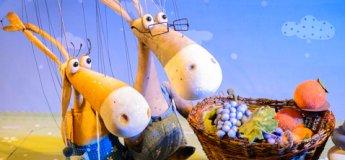 Мечта маленького ослика