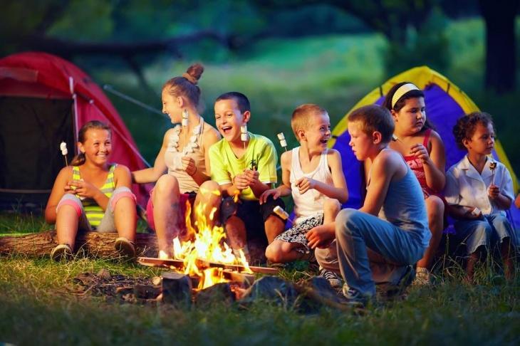 Туризм для дітей 7-12 років