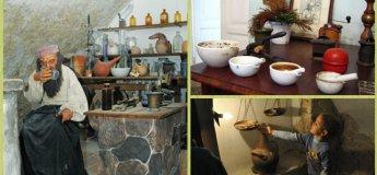 Уроки алхімії у старовинній аптеці