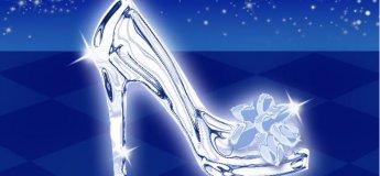 Казка  «Кришталева туфелька»