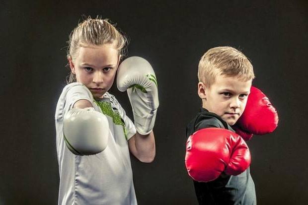 Курси самозахисту для дітей