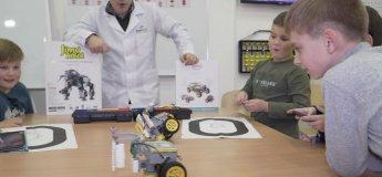 Курси конструювання та програмування роботів