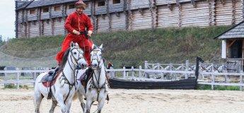 Кентавры - Международный фестиваль конно-трюкового искусства