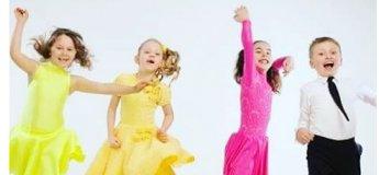 Хореография для детей от 3 - 16 лет