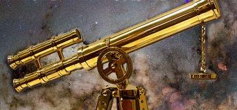 Два скельця. Дивовижний телескоп