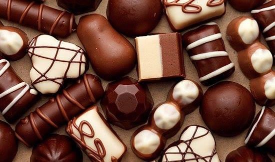 Мастер-класс изготовление шоколадных конфет