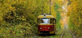 Екскурсія на трамвайчику по Подолу