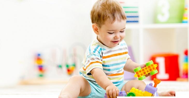 Тематическое занятие «Ваш двухлетний непоседа»