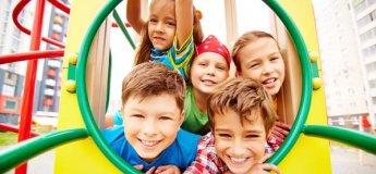 """Міський англомовний табір для дітей 6-9 років """"Tiny Toes"""""""