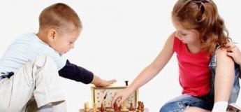 Заняття з шахів для дітей