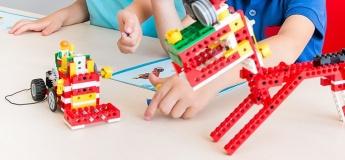 """Курс """"Начальная механика"""" с Lego Education"""