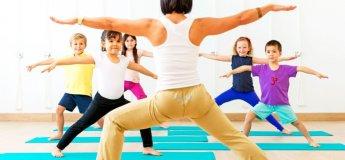 Детский фитнес и танцы