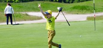 Начало нового сезона в Детской академии гольфа