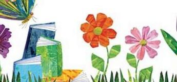 Весняна читанка для малечі та майстер-клас з виготовлення аплікації