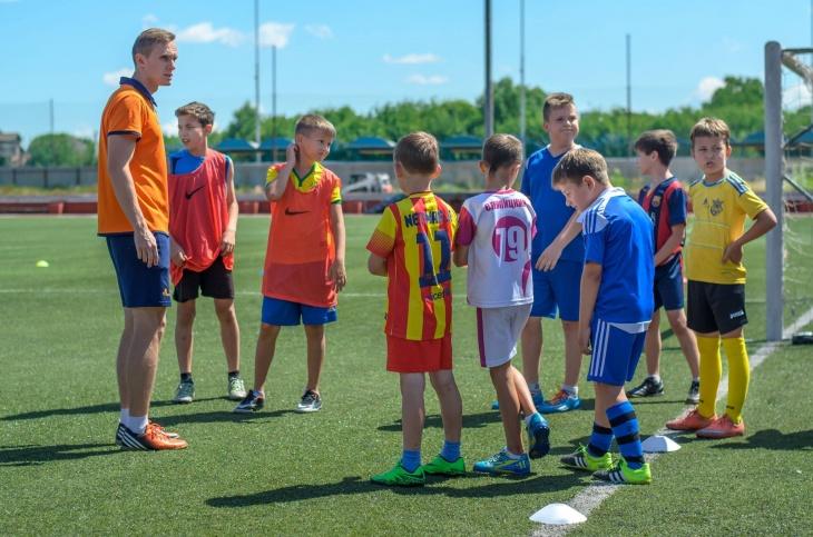 """Дитячий футбольний табір """"Арсенал-CAMP"""""""