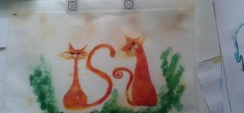 Мастер-класс по росписи эко-сумок