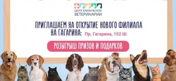 Открытие нового Филиала Центра Клинической Ветеринарии