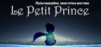 """Мультимедийный пластический спектакль """"Маленький Принц"""""""