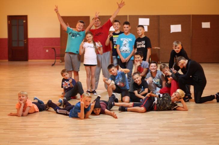 Танцевальный Лагерь Crazy Dance Camp