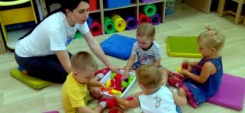 Раннее развитие для малышей от 1 года до 4 лет
