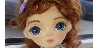 Мастер-класс по созданию текстильной куклы Милашки