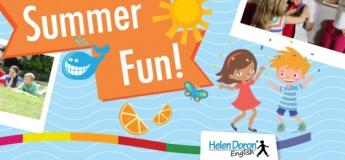 Хелен Дорон - літній англомовний табір