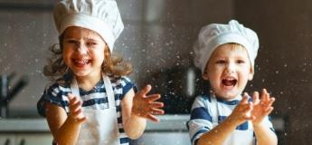 """Проведение детских кулинарных мастер-классов в ресторане """"Блинофф"""""""