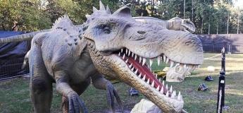 """Выставка """"Живые Динозавры"""""""