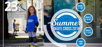 Yaroller Summer Skate Cross 2018