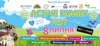 Active family fest