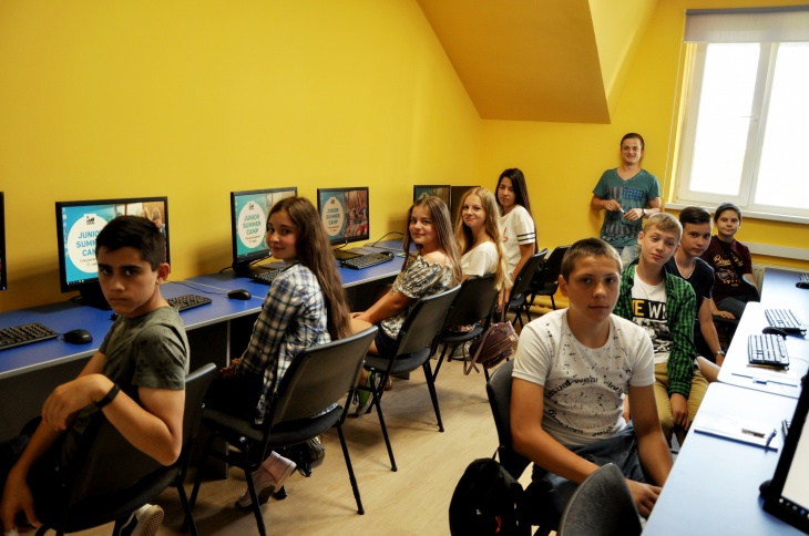 День відкритих дверей в Junior IT STEP Academy