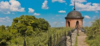 Тараканівський форт і замок в Дубно