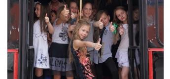 Міський квест для дітей в Party Bus (Паті Бас)