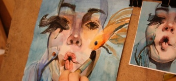 Школа рисования и живописи объявляет набор