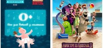 """0+: Кино для родителей с детьми: """"Монстры на каникулах 3"""""""