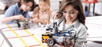Робототехнический летний лагерь для детей от 7 лет