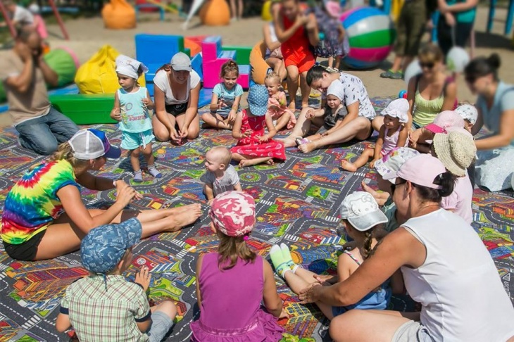 Фестиваль для всієї родини Kyiv Family Fest