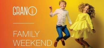 GRANO family weekend, август
